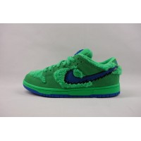 UA Dunk SB Low Grateful Dead Bears Green