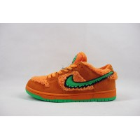 UA Dunk SB Low Grateful Dead Bears Orange