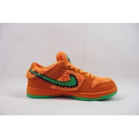 UA Nike Dunk SB Low Grateful Dead Bears Orange