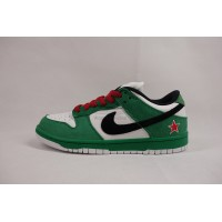 UA Dunk SB Low Heineken