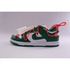 Nike Dunk Low Off White Green