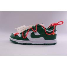 UA Nike Dunk SB Low Off White Green