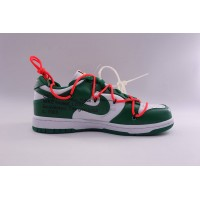 UA Nike Dunk SB Low Off White Green