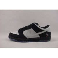 UA Dunk SB Low Staple Panda Pigeon