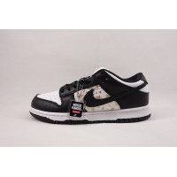 UA Dunk SB Low Supreme Stars Black
