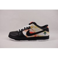 UA Dunk SB Low Raygun Tie-Dye Black