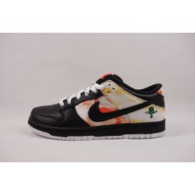 UA Nike Dunk SB Low Raygun Tie-Dye Black