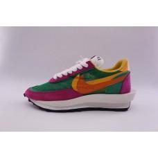 Nike LD Waffle Sacai Pine Green