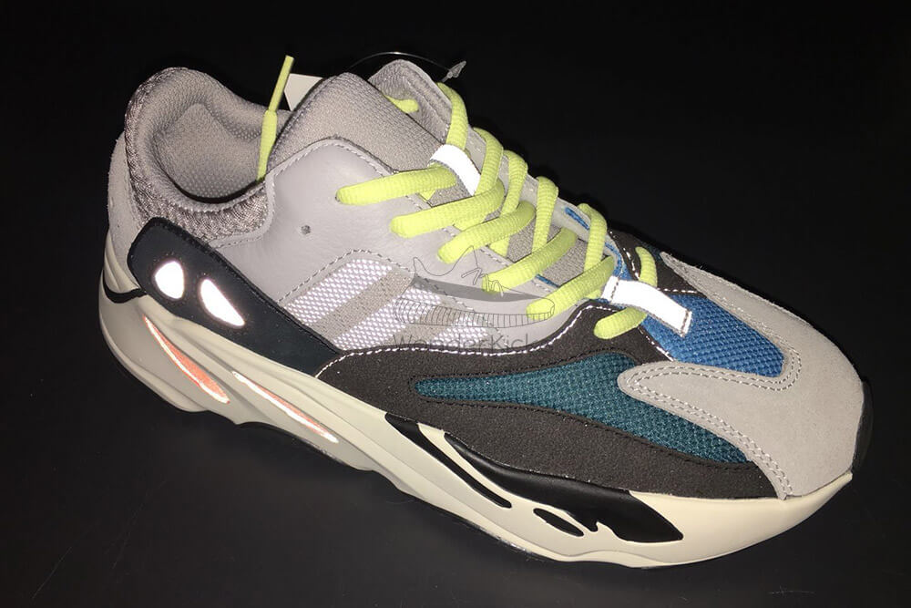 78abc507f0c Buy Best Quality UA Yeezy Wave Runner 700 Solid Grey Online From ...