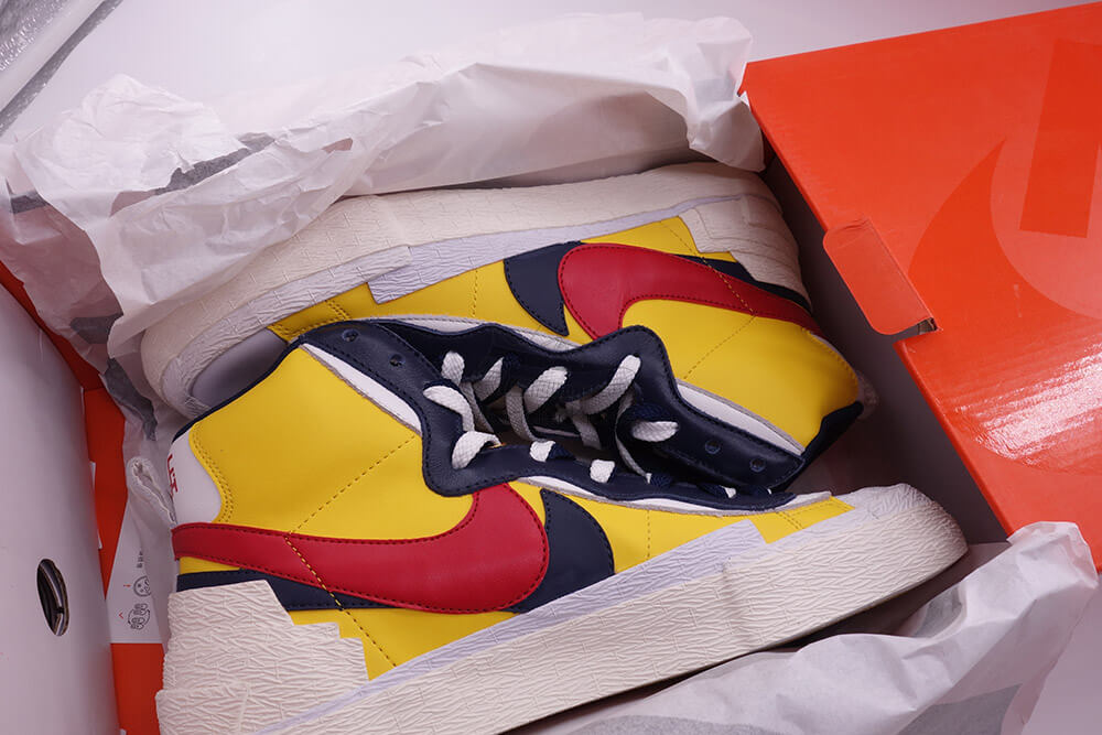 37444f20 Buy Best Quality UA Nike Blazer High Sacai Snow Beach Sneaker Online ...